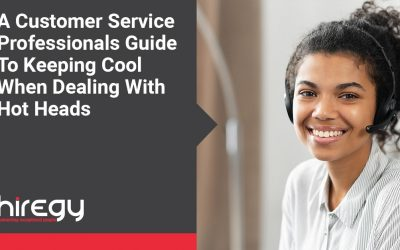 A Customer Service Professionals Guide To Keeping Cool When Dealing With Hot Heads