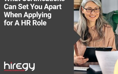 What Certifications Can Set You Apart When Applying for A HR Role